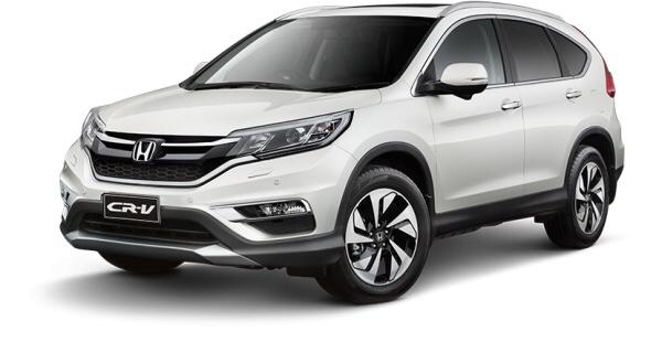 Honda CR-V SUV MPV