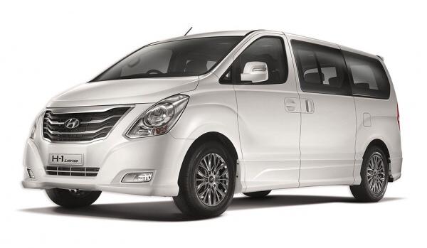 Hyundai H1 MPV