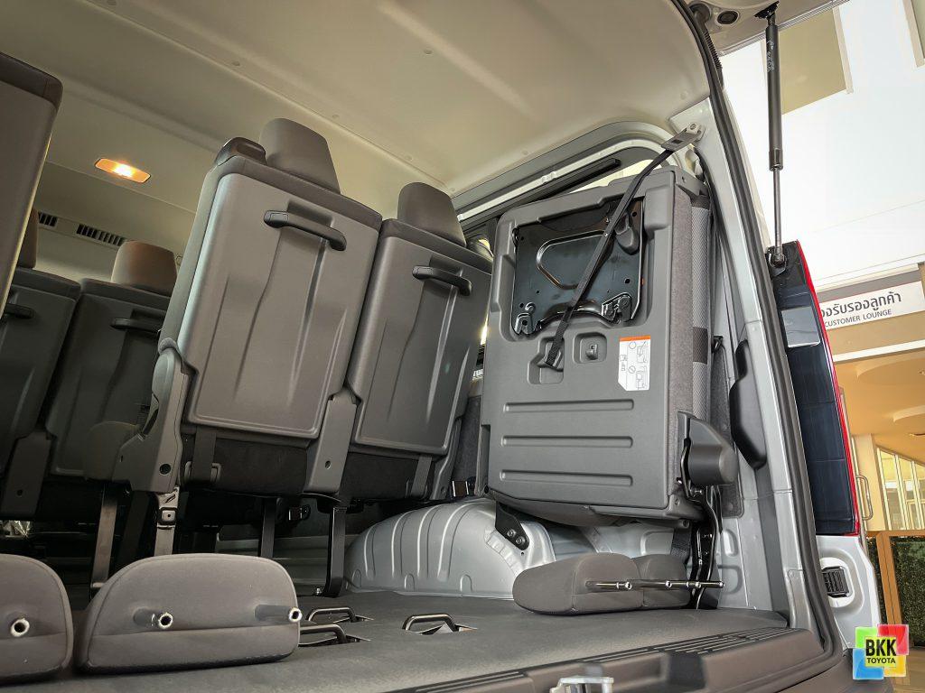 สิ่งอำนวยความสะดวก-utility-toyota hiace van-รถตู้โตโยต้า ไฮเอซ