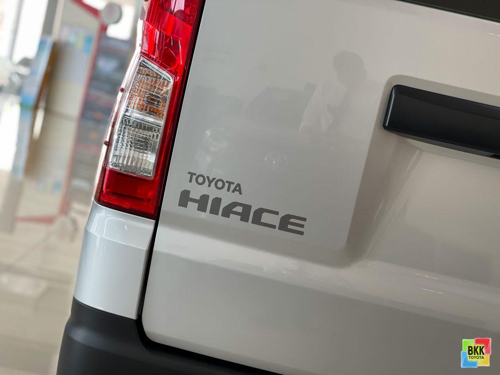 ภายนอก-exterior-toyota hiace van-รถตู้โตโยต้า ไฮเอซ