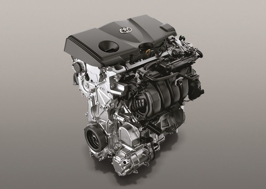 เครื่องยนต์-engine-toyota camry-รถยนต์โตโยต้า คัมรี่