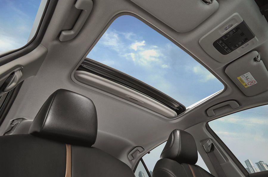 ภายใน-interior-toyota camry-รถยนต์โตโยต้า คัมรี่