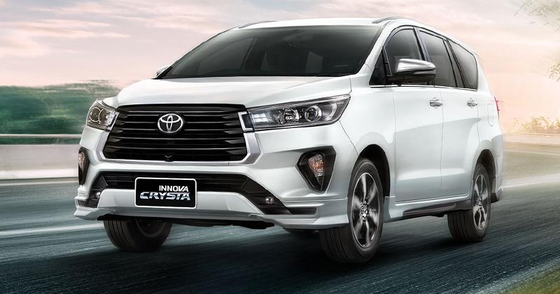 ภายนอก-exterior-toyota Innova Crysta-รถยนต์โตโยต้า อินโนว่า คริสต้า