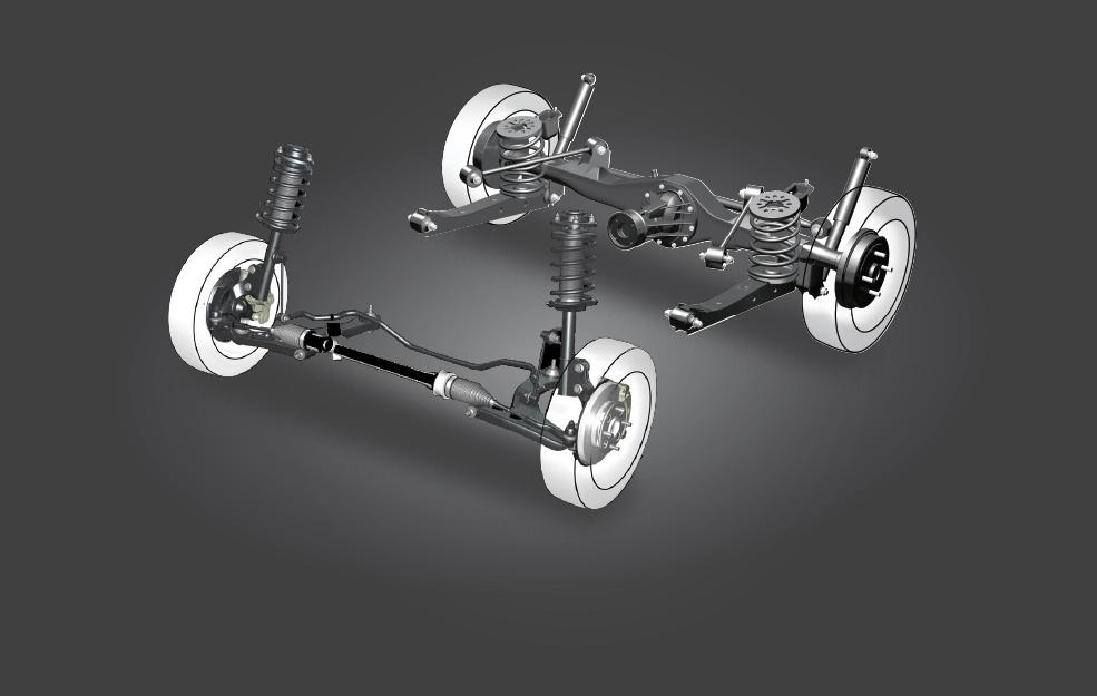 ระบบช่วงล่าง-suspension-toyota avanza-รถยนต์โตโยต้า อแวนซ่า