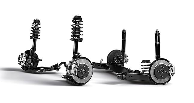 ระบบช่วงล่าง-suspension-toyota vios-รถยนต์โตโยต้า วีออส