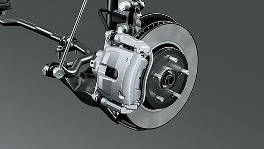 ระบบช่วงล่าง-suspension-toyota c hr-รถยนต์โตโยต้า ซีเอชอาร์