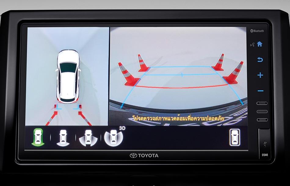 ระบบความปลอดภัย-safety-toyota corolla cross-รถยนต์โตโยต้า โคโรลล่า ครอส