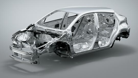 ระบบความปลอดภัย-safety-toyota chr-รถยนต์โตโยต้า ซีเอชอาร์