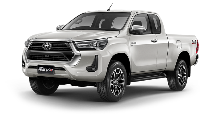 toyota hilux revo smart cab prerunner white pearl crystal color