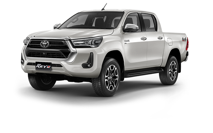 toyota revo double cab prerunner white pearl crystal color